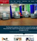 Mantle Cell Lymphoma Trials Unit - responsive design website