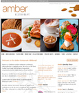 Amber Restaurant Edinburgh