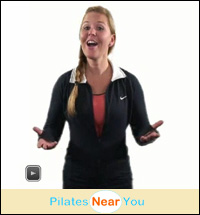 Pilates Near You web marketing video