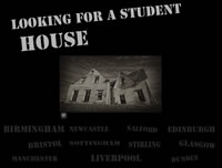 Looking for a student house?